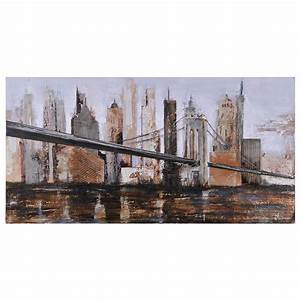 urban style oil painting rectangular canvas dcg stores With what kind of paint to use on kitchen cabinets for ready to hang canvas wall art