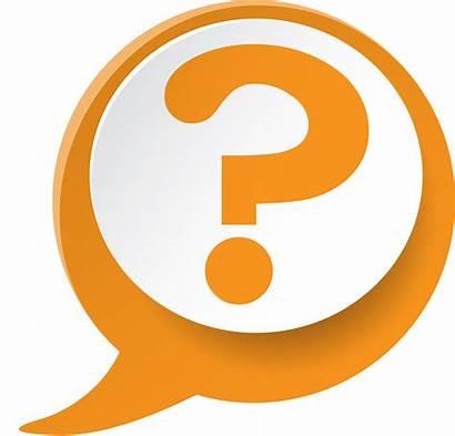 Question Mark Questions Orange Icon Clipart Clip