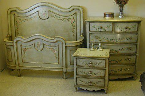 renaissance architectural renaissance hand painted beds