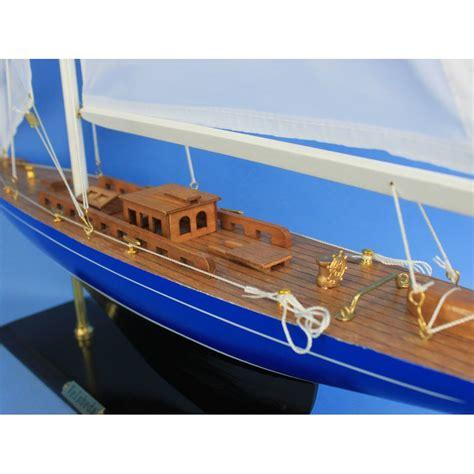 handcrafted nautical decor 35 quot wooden velsheda model
