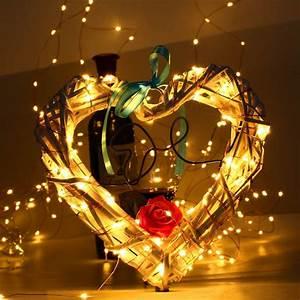 Qedertek, Fairy, String, Lights, 66ft, 200, Led, Copper, String, Lights, Starry, String, Lights, Dimmable