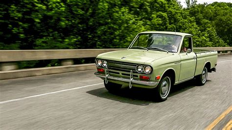 1971 Datsun Truck by Collections A 1971 Datsun 521 Comes Home