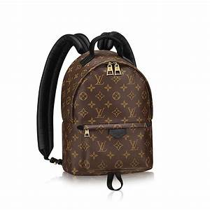 Palm Springs Backpack PM - HANDBAGS - LOUIS VUITTON