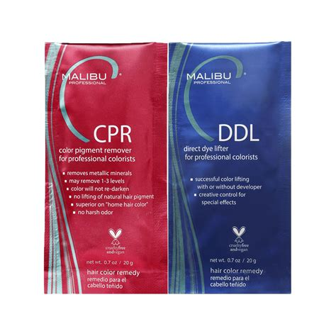 color lifter color pigment removal packet direct dye lifter packet