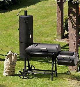 Smoker Holz Kaufen : 16 zoll profi xxl smoker bbq grillwagen holzkohle grill ~ Articles-book.com Haus und Dekorationen