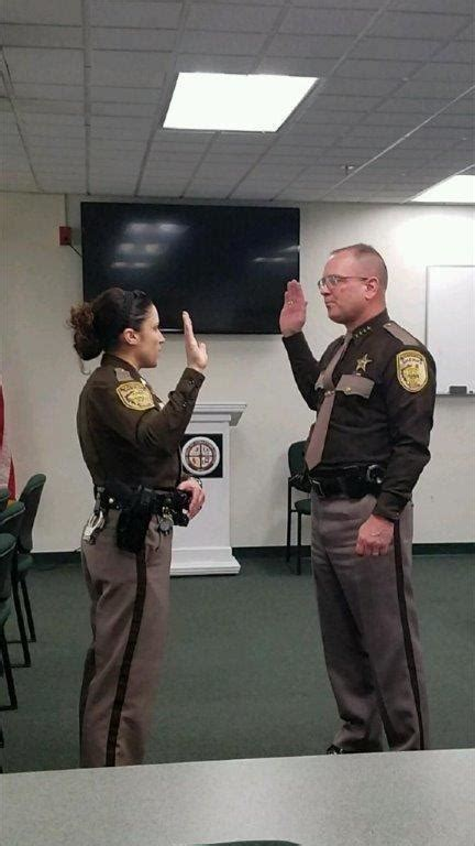 strafford county sheriffs dept promotes cote  captain