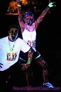 46 best images about Glow run ideas on Pinterest