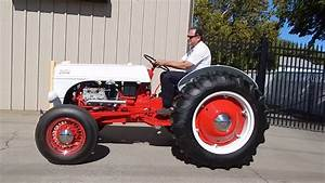1952 Ford 8n Tractor V8 Conversion  Sorry Sold