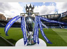 Premier League trophy Chelsea's silverware dressed in