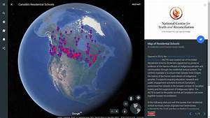 Mapping Canada�... Google Earth Quotes
