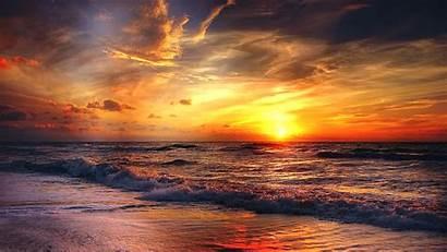 Sunrise Beach Chromebook Wallpapers