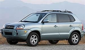 2008 Hyundai Tucson - Information And Photos