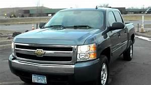 2008 Chevrolet Silverado 1500 Lt  Crew Cab 4dr  4x4  5 3