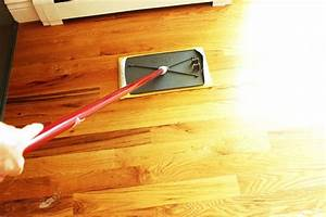 How to clean hardwood floors for How to dry wet wood floor
