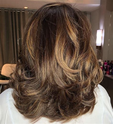 Medium Hairstyles For With Hair by 50 Best Medium Length Layered Haircuts In 2019 Hair Adviser