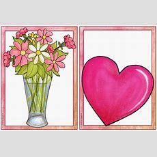 "Ideenreise Flashcards Und Wordcards ""valentine´s Day""  My If Class )  Englisch Grundschule"