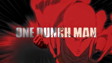 One Punch Man Wallpaper Hd Pictures To Pin On Pinterest