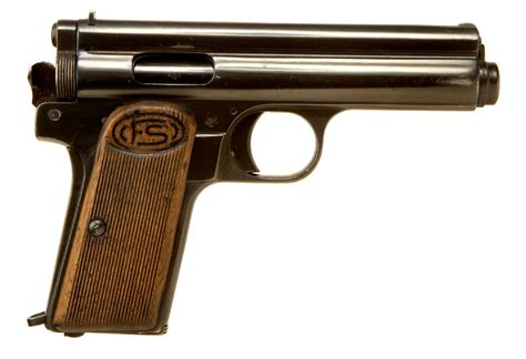 Rare Ww1 Austro-hungarian Contract Frommer Stop Pistol