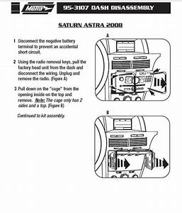 2008 Saturn Astra Radio Wiring Diagram