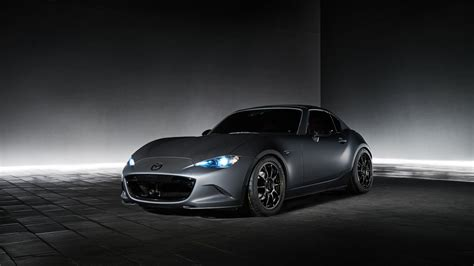 Mazda Mx 5 Miata Rf Roadster 2017similar Car Wallpapers Wallpaper