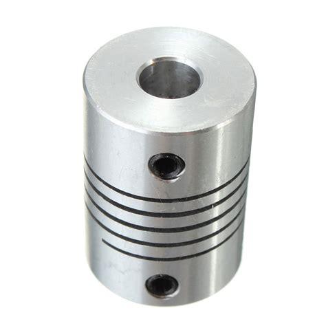 flexible shaft coupling cnc stepper motor coupler connector  size  choice ebay