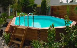 Achat Piscine Hors Sol : piscine hors sol en bois mon comparatif ~ Dailycaller-alerts.com Idées de Décoration