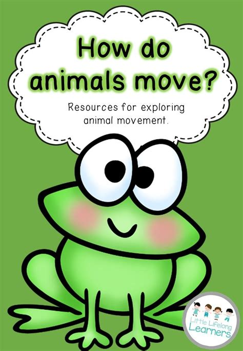 Foundation Science Packet How do animals move? 28 pages
