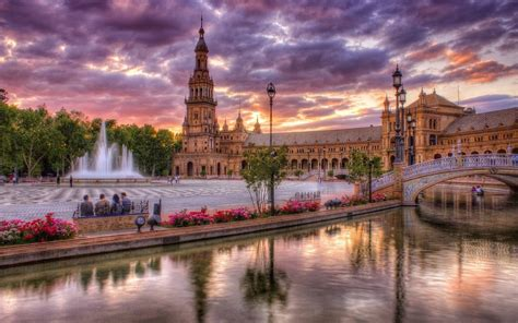 Seville Wallpapers - Wallpaper Cave