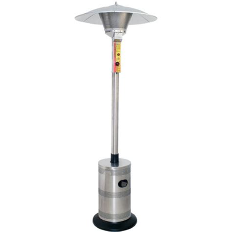 patio heater with light coleman patio heater with light
