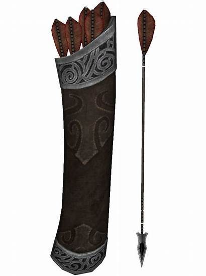 Skyrim Arrow Steel Elder Scrolls Oblivion Pfeil