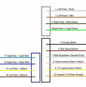 33 Gm Radio Wiring Diagram