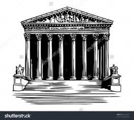 Supreme Court Building Clip Art