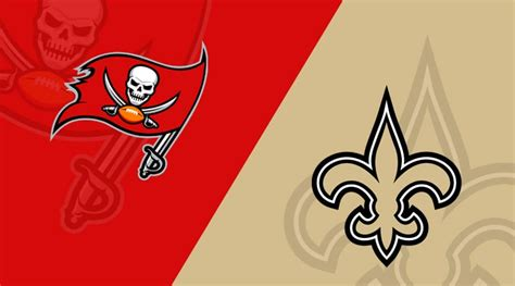orleans saints  tampa bay buccaneers  nov