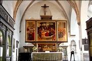 Wittenberg die Lutherstadt Stadtkirche Foto & Bild ...