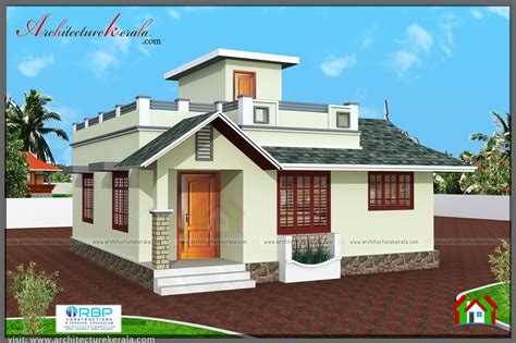 two bedroom home 2 bedroom house plan and elevation in 700 sqft
