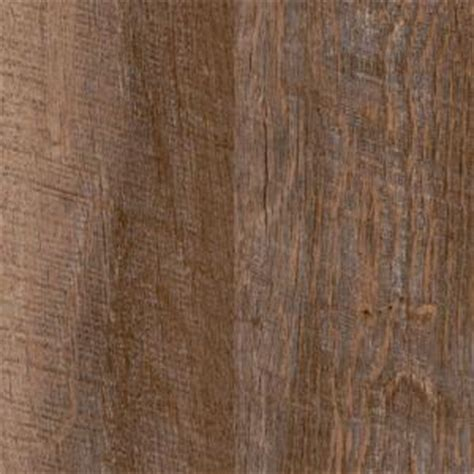 home depot flooring ultra trafficmaster allure ultra 2 strip rustic hickory resilient vinyl flooring 4 in x 4 in take