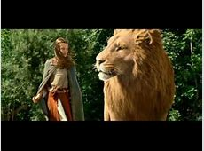 Lucy and Aslan Wrapped In Your Arms YouTube