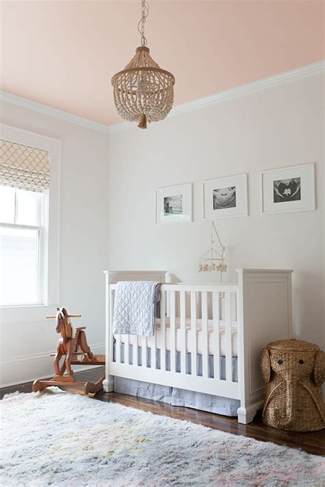 white paint color for nursery beautiful blush paint colors maison de pax