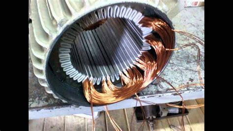 solucionado bobinado de motor yoreparo bobinado de motores electricos youtube