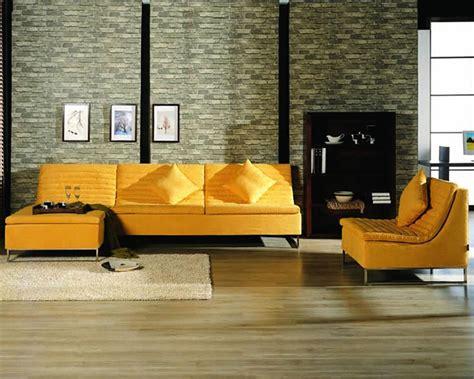 Retro Living Room Yellow by Fabulous Vintage Living Room With Retro Sofa Atzine