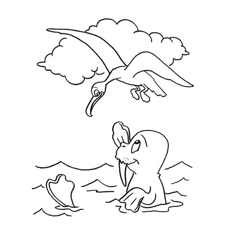Escher Vogel Kleurplaat by Vogels Kleurplaten Leuk Voor
