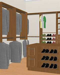 Online 3D Closet Planner For Home Gt Design The Walk In Of