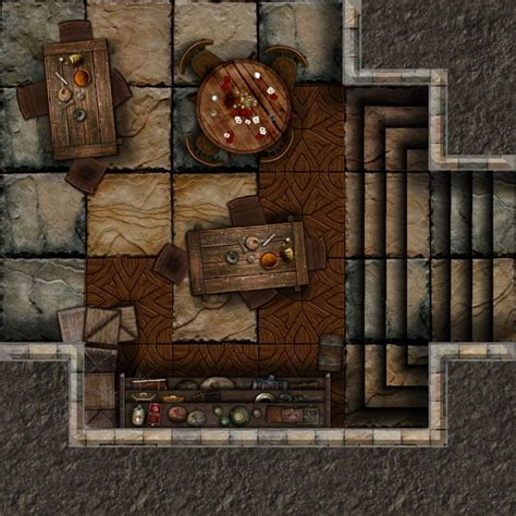 Dungeons And Dragons Tile Sets Pdf by 90 Best Dungeon Tile Images On
