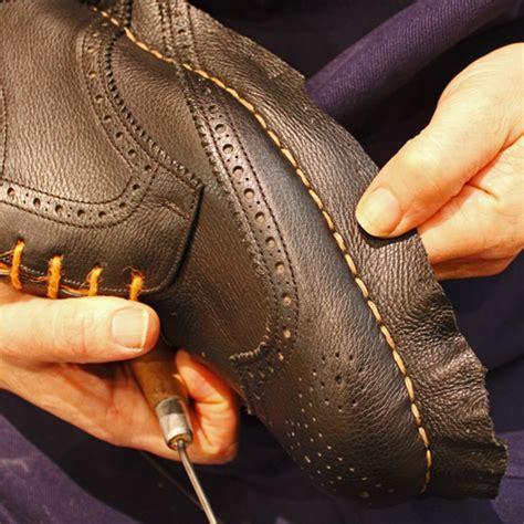 intermediate    norwegian welt shoemaking
