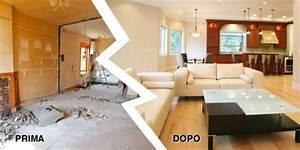 Foto: Ristrutturazione Prima e Dopo di Tk Costruzioni Srl