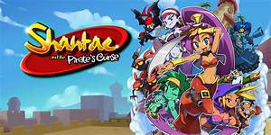 Shantae and the Pirate's Curse | Nintendo 3DS download ...