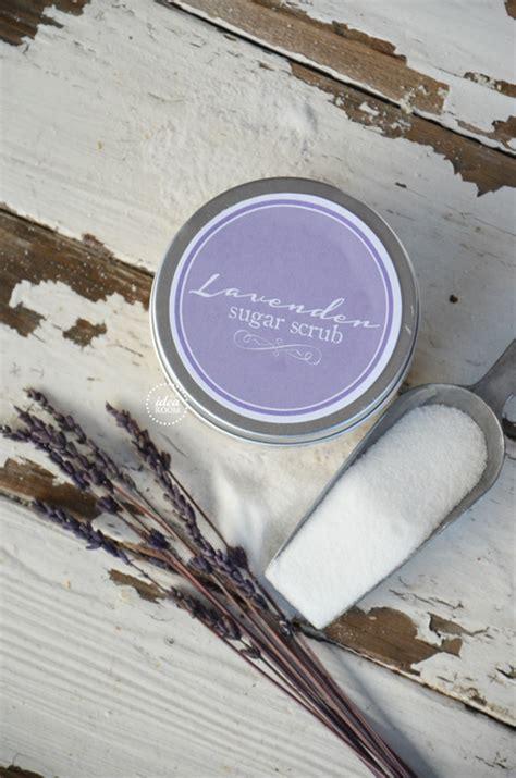 diy sugar scrub lavender sugar scrub