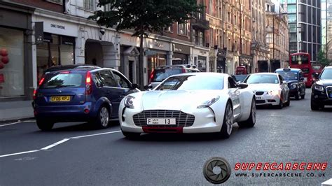'best Of Britain' Supercars & Luxury Cars In London Youtube