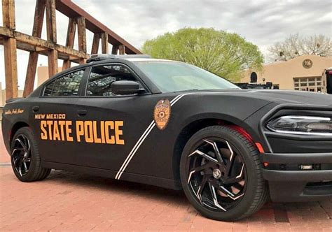 New Mexico State Police Dodge Charger