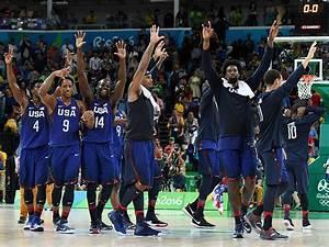 U.S. Men's Basketball Wins Gold at the Rio Olympics ...